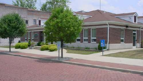 Picture of Osgood Town Hall